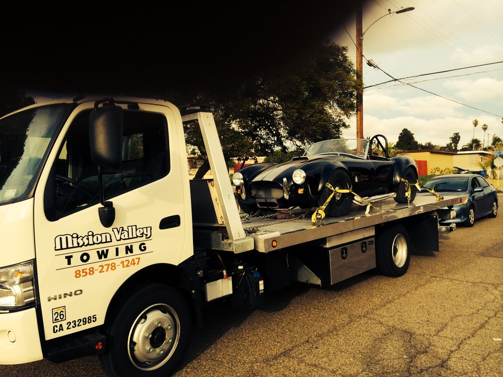 Professional Towing Company Recommendations