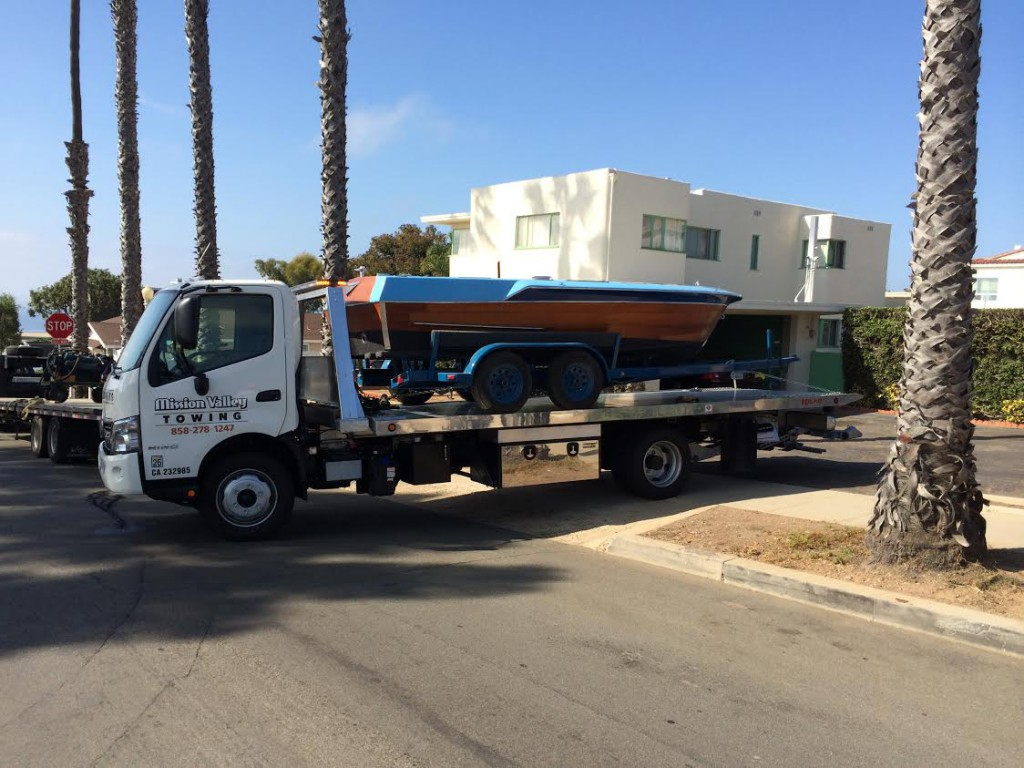 Hire a Towing Company with the right tools!