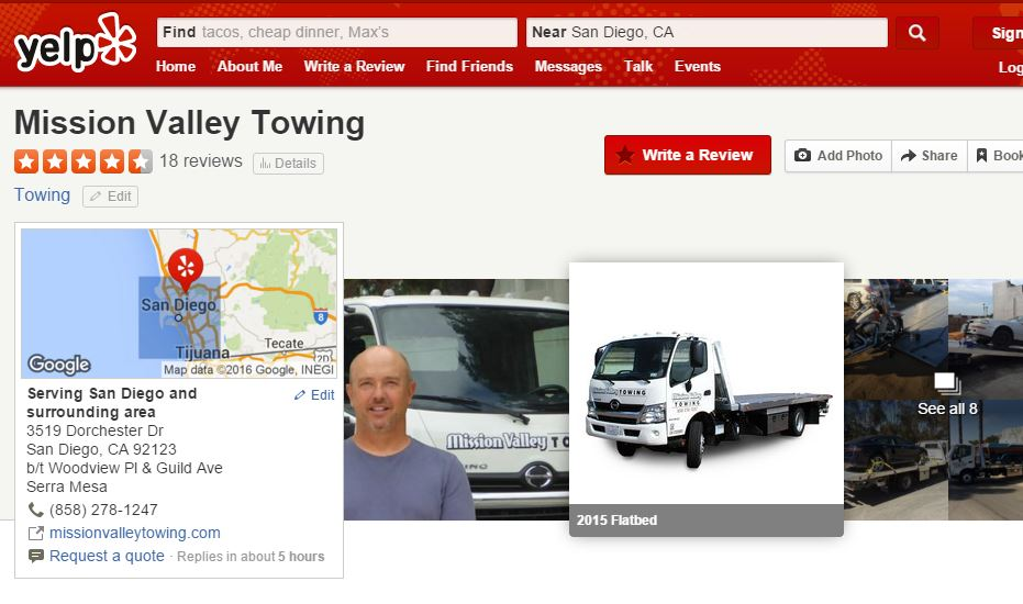 How to Find the Best Towing Company with Towing Reviews and Place Your Vehicle in Good Hands.