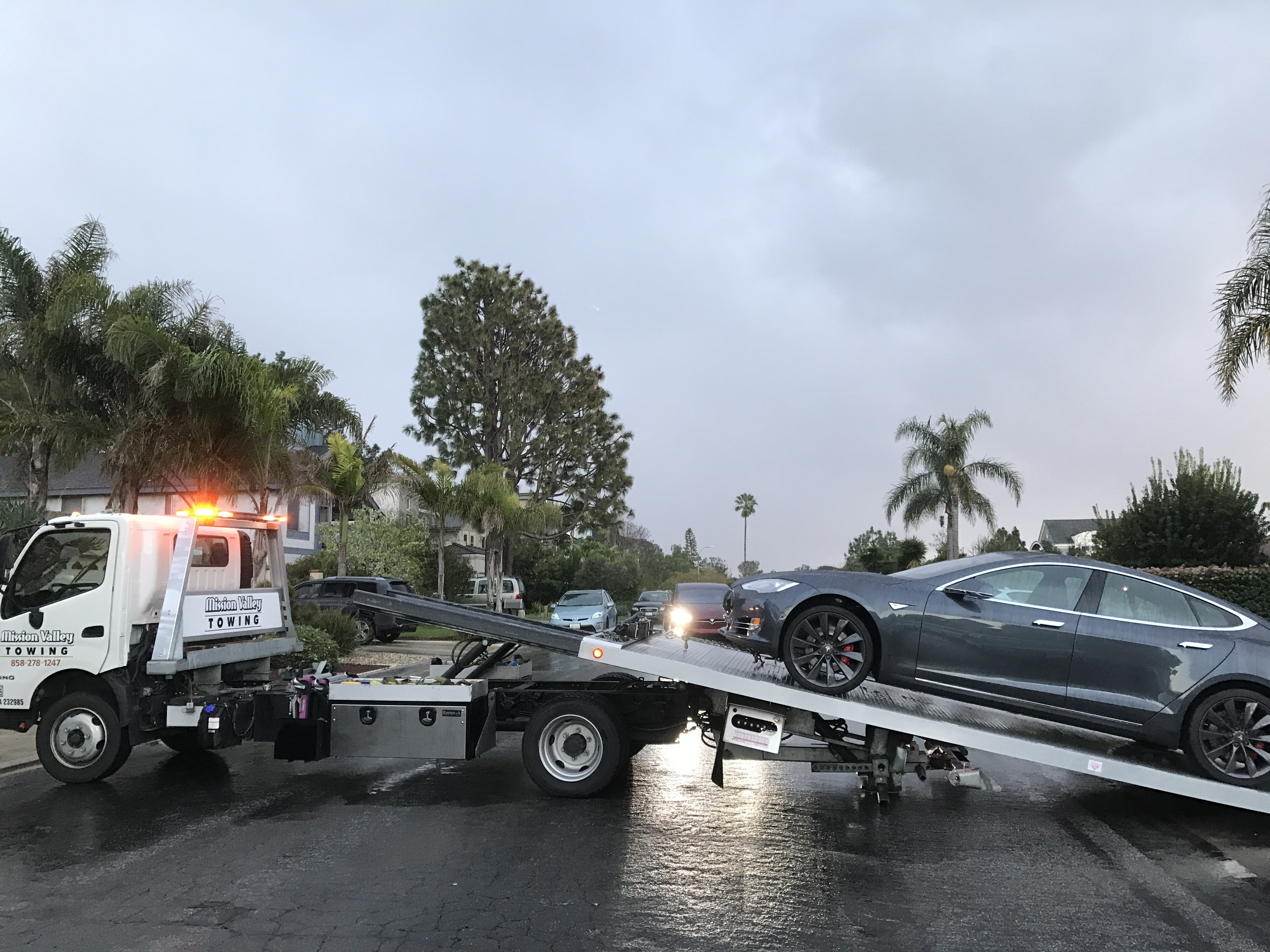 CHOOSING A TOWING COMPANY