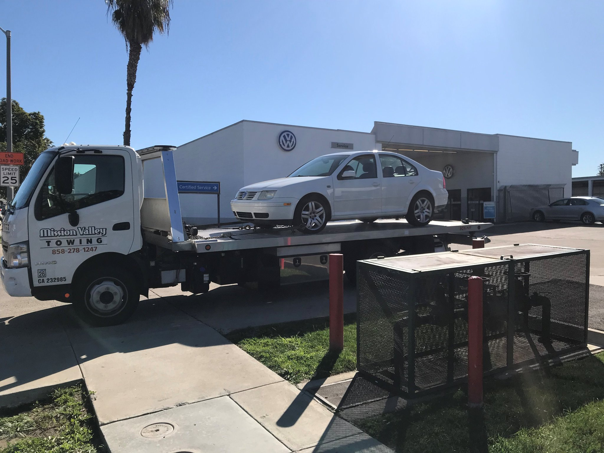 Towing Service Cost >> How Much Will A Towing Company Cost Me In San Diego San