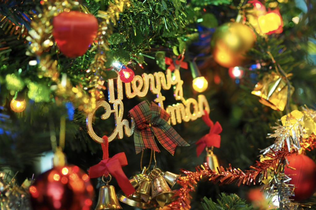merry christmass san diego